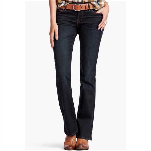 Lucky Brand Denim - Lucky Brand Lolita Bootcut White Oak Denim Jeans